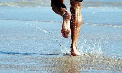 como-correr-en-la-playa