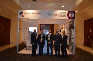 2. Victor Delgado, Douglas Jimenez, Gustavo Pascal, Juan Francisco Peña y Yamil Pérez. (SAP - GMB) 11