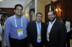 3. Carlos Genao, Rolando Rodriguez y Alfredo Cividanes