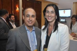 6. José Tavarez y Claudia Paulino