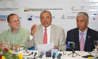 Ignacio Méndez, Gilberto Luna y Francis Mancebo 2