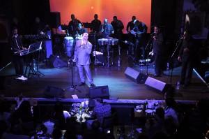 Tito Rojas se presenta con banda dominicana en HRCSD