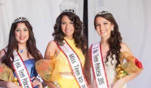 Zamira Shah García, Francis Zambrano Bautista y Susana Guerrero Schiffino