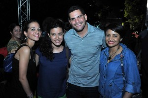 4.-Gladybel Bruno, Laura Peña, Alex Bisono y Mirta Jimenez