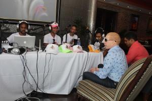 Coco Cabrera entrevistado por dParranda Radio Show