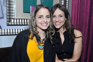 Daniela Azar y Mercedes Castaño