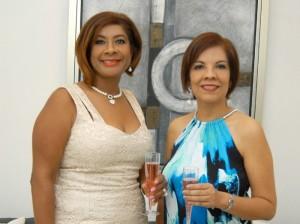 Doctoras Carmen Delia Marmolejos y Patricia Vels (3)