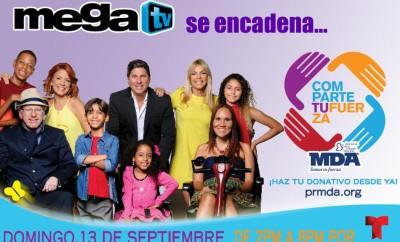 Telemaratón MDA - Telemundo - Mega TV
