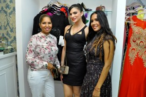 2.- Obdulia Reyes, Eva Arias, Madeline Colón