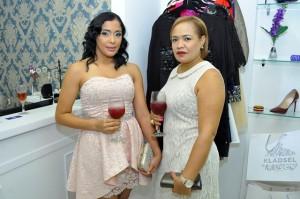 4.- Hilda Matos y Jacinta Sánchez.