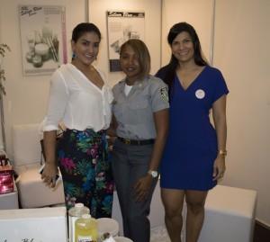 B. Vanesa Pol, Mercedes Mola y Mariel Pol