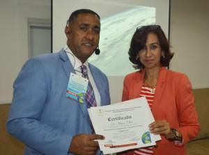Dr. Wilson Olivo y Dra. Angiolina Morales