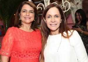 Foto 7 - Rosa Tió y Sandra Cabrera.