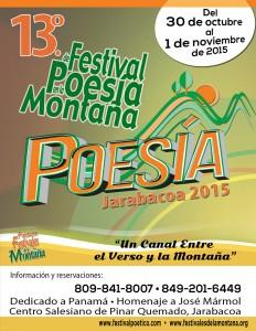 Volante Festival de Poesía en la Montaña 2015
