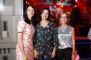 3-Jhael de Moya, Alexandra de Moya, Ilsa Heles de Gonzalez,