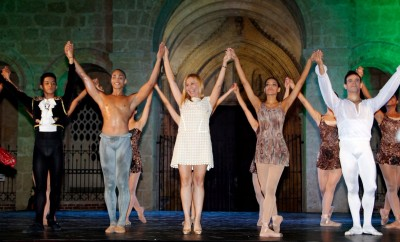 Alina Abreu y Ballet