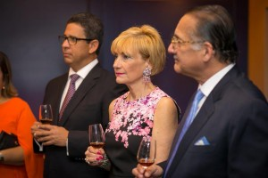Augusto Ramíez, Susana Brugal de Villanueva, Arturo Villanueva