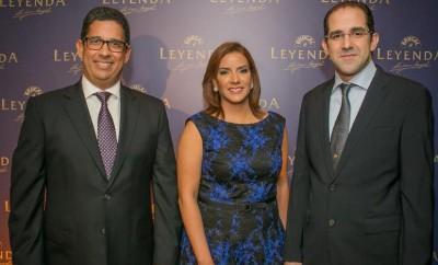 Augusto Ramírez, Mery Melo, Gustavo Ortega Zeller