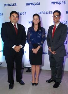 Carlos De Gracia, Alejandra Orsini  y  Rafael Mateo 2