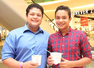 Foto 10 - Brayan Glass y Oscar Glass.