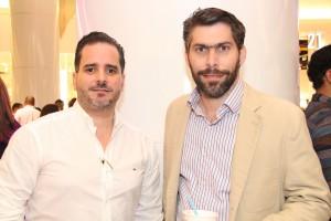 Foto 6 - Manuel Machado y Joel Huet.