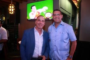 Franklin Castillo y Fafo Garcia