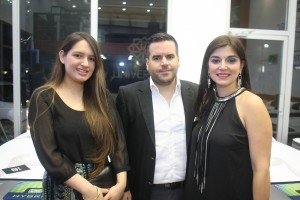 Gabriela Diaz, Jose Cortina y Maricarmen Attias 2