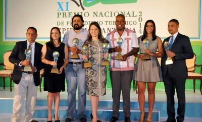 Ganadores del Premio Epifanio Lantigua 2014