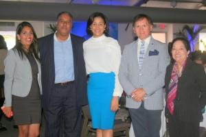 IMG_0784- Kisha Rodríguez, Amos Martínez, Jakarira Cid, Leonardo Felix Martinez y Rosalinda Tomas 1