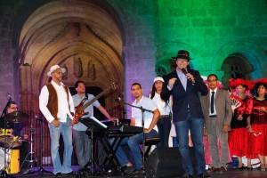 Lisandro A. Macarrulla, apertura Colonial Fest 2015