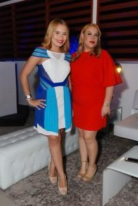 Maxiel Tiburcio  y Elsa Carrasco