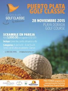 Puerto Plata Golf Classic 2015..