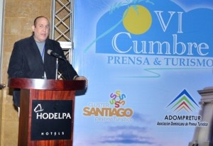 Reynaldo Peguero, director del Plan Estratégico de Santiago (2)