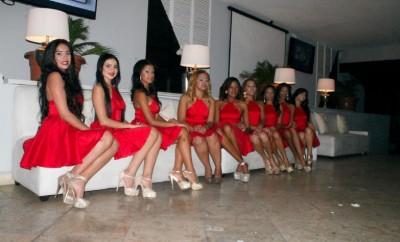 parte de las candidatas de miss turismo 1