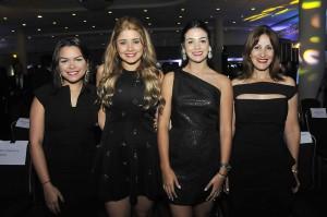 4 Karla Frías, Laura Méndez, Valerie Heinsen y Katherine de Heinsen
