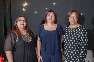 Ana Álvarez, Norka  Díaz y Xiomara Estévez 1