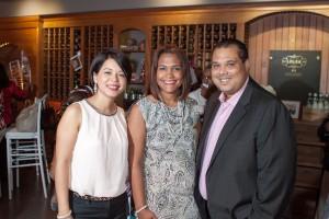 Asami Tateyama, Ana Wilda y Manuel Morales 1
