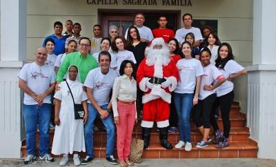 Colaboradores Dr. Santa