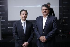 Foto 10 -  Miguel Azar y José Defilló.