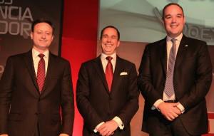 Foto 1B - Sadala Khoury, José del Castillo y Jean Alain Rodríguez.