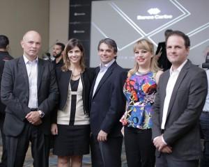 Foto 2 - Pablo Maglione, Ana Ramos, Jaime Batlle, Valerie Pou y Franco Sánchez.