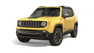 Foto Jeep Renegade 3 2