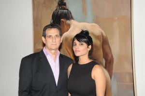 Francisco Nader y Amalia Angulo.
