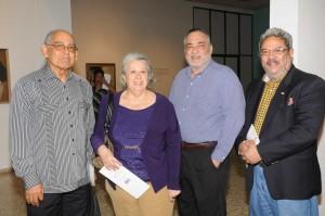 Manuel Montilla,  Mayi de Montilla, Rafael de Lemos y Dionisio Blanco.