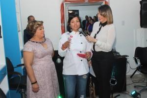 Nancy Rodrigues, Cheff Tita y Hony Estrella