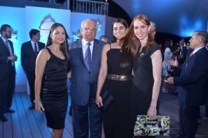 Rocio Rojo, Ernesto Izquierdo, Natasha Pérez y Ana Newman (Copiar)