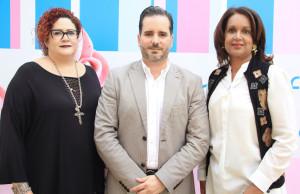 Foto 4 - Paola Hernández, Joel Hued y Norka Díaz.