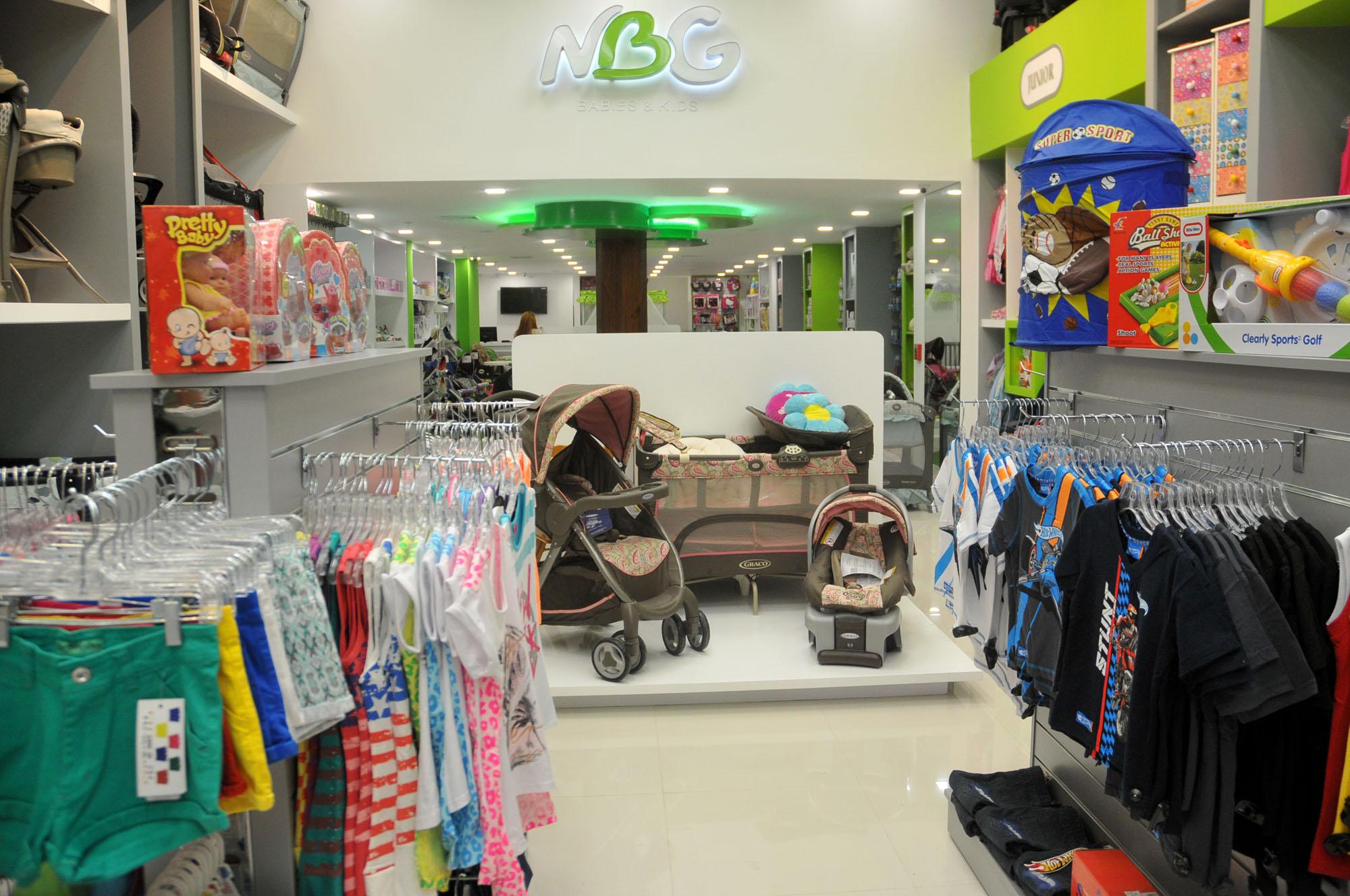 10.-Interior del a tienda