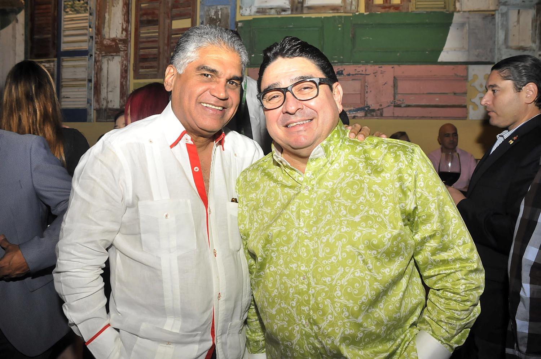 19.-Fausto Fernandez y Miguel Calzada