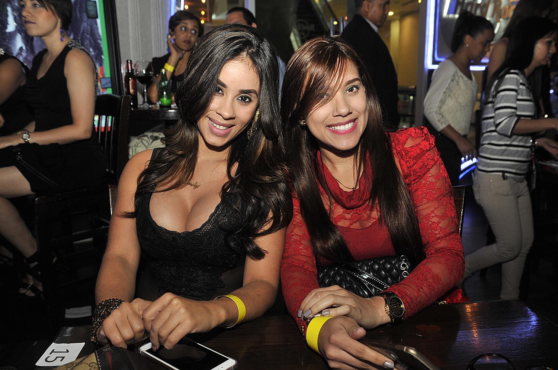 Caroina Cuevas y Jessica Sanchez